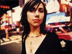 PJ Harvey. Stories from the City, Stories from the Sea remains one of my favourite albums ever.