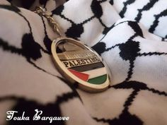 Palestine! I want that necklace! It'd go with my 3 Palestinian bracelets! Long live Palestine! It will be free! Inshallah! May Allah be with all ya'll!