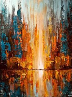Abstract and Modern Paintings – Osnat Fine Art Abstract and Modern Paintings – Osnat Fine Art,abstrait colorful city lights abstract painting palette knife Related posts:Sensory Rain Clouds: Summer STEM for Kids! Abstract Painting Techniques, Oil Painting Abstract, Light Painting, Colorful Paintings Abstract, How To Abstract Paint, Flow Painting, Modern Oil Painting, Abstract Canvas Art, Pour Painting
