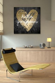 Oliver Gal Gorgeous Salute Canvas Wall Art