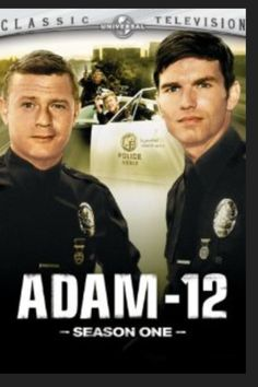 ADAM-12. TV Series.