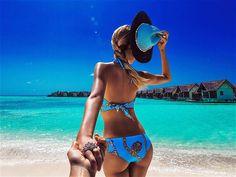 La luna de miel de la pareja de instagram '#FollowMe'