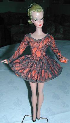 """Bild Lilli. Beautiful German doll 11"""""""