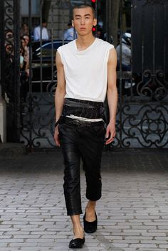 Haider Ackermann Spring 2016 Menswear - Collection - Gallery - Style.com