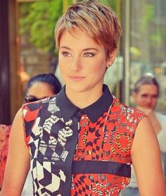 Best Pixie Cut Straight Hair