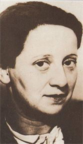 Friedl Dicker-Brandeis: On October 9th, 1944, Friedl died in the Nazi gas chambers. She was a hero in one of the truest senses of the word. In 1942, she and her husband Pavel were taken by the Nazis to Terezin Concentration Camp. Unbeknownst to the Nazis, Friedl, a talented artist, and the other teachers imprisoned at Terezin taught children forbidden subjects. Friedl helped the children to escape from the harsh world and retreat to a world of creativity, and she did it for free.
