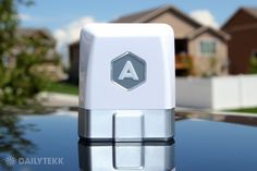 Automatic: a device that wants to help you save money on gas through driving insights