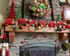 Family Room Christmas Mantals Design, Pictures, Remodel, Decor and Ideas - page 5