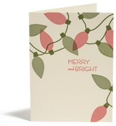 Holiday Shop - Boxed Cards - Twinkle - Snow & Graham: Letterpress Stationery, Invitations, Greeting Cards and Calendars