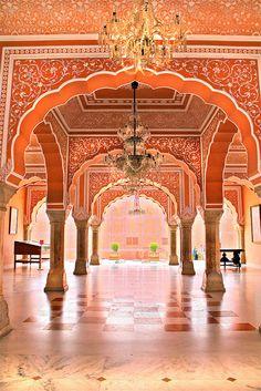 Purpletugboat (neezieneezie: 5065 Indian Palace, Jaipur India...)