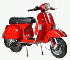 Ooo baby baby ooh baby ooh!   Stella Scooter - red