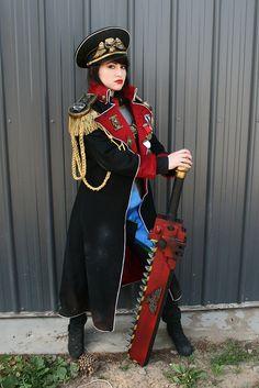 Commissar Portrait   Flickr - Photo Sharing!