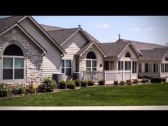 Ranch Villas at Ashland Farm in Champaign, IL | http://homechanneltv.com/  #ranchhomes #ranchvillas #champaign