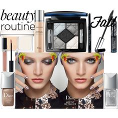 Fall Beauty by coppin-s on Polyvore featuring beauty and Christian Dior