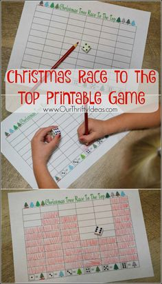 This is a great way to teach your kids counting, number recognition and coloring inside the lines all while playing one simple game.