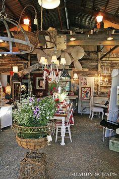 barn house flea market 078 copy by shabbyscraps, via Flickr