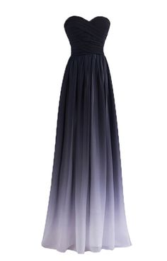 Black Chiffon Evening Dresses Party Gowns Celebrity Prom Dress Long Bridesmaid. Fabric: 100% Chiffon. All sizes&custom size are available,other color from the color chart from the left and tell us which color you like. Back: Zipper,Made in China. If you are in urgent need of the items,please choose the Expedited delivery,we will ship it to you by DHL,and it will need 3-14 business days. If you have any questions,please feel free to contact us,maybe we couldn't respond you as soon as…