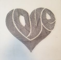 Any Text String Art Made to Order Custom String by AMLCreative