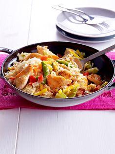 Dieses Rezept aus der Turbo-Küche ist das perfekte Feierabend-Gericht!