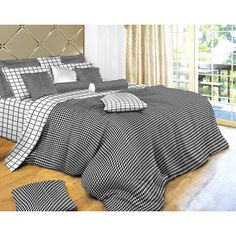 Dolce Mela Luxury Duvet Set & Reviews | Wayfair