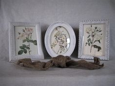White FARMHOUSE Frame Collection for Wedding or Home Decor 3 SHABBY White Frames Reception Table Numbers or Memorial Table Display