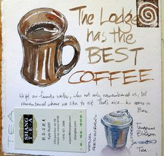 Journal Sketches | Flickr - Photo Sharing!