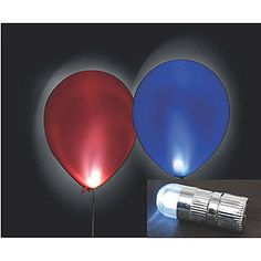 The Radiant LED Balloon Lights are a must have for any party or event. These 1 inch white LED balloon lights are easy - just activate, insert and inflate. Led Balloons, Balloon Lights, White Balloons, Photo Ballon, Camping Activities For Kids, Safari Party, Camping Lights, White Led Lights, Glow Sticks