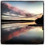 Sunset view of Lake Galena in PA Bucks County, I Am Awesome, Northern Lights, Sunset, Travel, Instagram, Sunsets, Viajes, Aurora