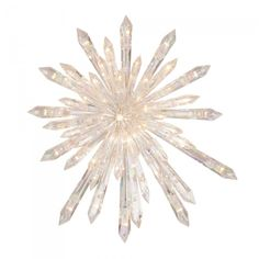 Absolutely stunning and breathtaking crystal-look topper Star Christmas Lights, Merry Little Christmas, Xmas, Christmas Tree Toppers, Christmas Themes, Christmas Decorations, Unique Tree Toppers, Crystal Tree, Royal Beauty