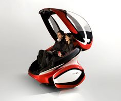 Self- driving car.  just sit back and enjoy the ride.  Future Cars – New Concept from GM