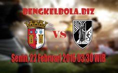 Prediksi Sporting Braga vs Vitoria Guimaraes 22 Februari 2016