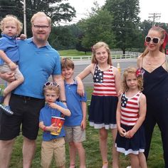 The happy end of a 4th of July weekend. Click to watch Jim Gaffigan in the latest episode of THE JIM GAFFIGAN SHOW inspired by the real-life Gaffigans.