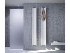 Arredo bagno: radiatore sartoriale per la biancheria da bagno   Viver La Casa
