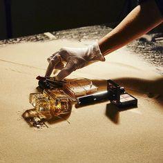 "Givenchy Dahlia Divin ""Nectar de Parfum""  #Givenchy#dahliadivin#Backstage#fragrance#Sand#youarechic#shooting#designagency#paris#Work"