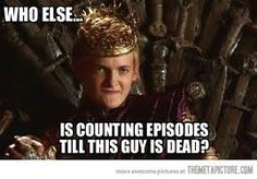 Funny pics of Game of Thrones