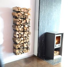 Wooden Tree - Storage for wood