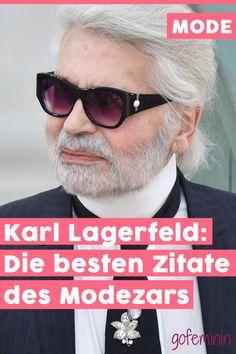 Die 17 besten Bilder von Karl Lagerfeld in 2019