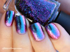 SWATCH | ILNP - Luna ~ Glitterfingersss in english