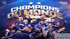 Fotbal : Franta castiga al doilea Mondial din istorie! Franta - Croatia 4-2 - Jurnal de Craiova - Ziar Online