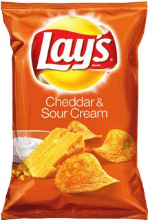 LAYS® Cheddar & Sour Cream Flavored Potato Chips#CatsSayCheese
