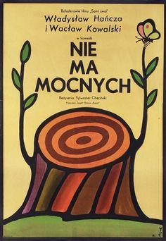 Nie ma mocnych, Polish Movie Poster