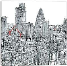 In The City - Paul Kenton