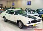 1975 Ford Falcon XB GT Polar White Manual 4sp M Sedan