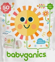 Babyganics Organic Sunscreen Products Make Summer Fun Safe for the Whole Family
