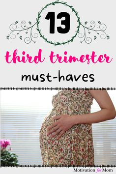 These third trimester must-haves are going to make your pregnancy so much more enjoyable! Pregnancy is hard, so anything you can do to make it more manageable is worth it. This article has tons of third trimester pregnancy tips, as well as a third trimester checklist for all of the essential products you will need to have a happy healthy pregnancy. #thirdtrimester #thirdtrimestermusthaves #pregnancymusthaves #thirdtrimestertips #thirdtrimesterworkout #thirdtrimestermealplan First Time Pregnancy, Pregnancy Must Haves, Trimesters Of Pregnancy, Pregnancy Tips, Third Trimester Workout, Quotes About Motherhood, Preparing For Baby, Newborn Care, Happy Healthy