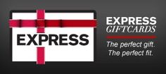 Holiday is on! I just found Ribbon - Giftcard on the #EXPRESSLIFE Gift Guide: http://express.com/giftguide