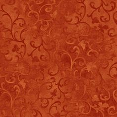 Hey, I found this really awesome Etsy listing at https://www.etsy.com/listing/192259225/dark-rust-scroll-fabric-89025-888