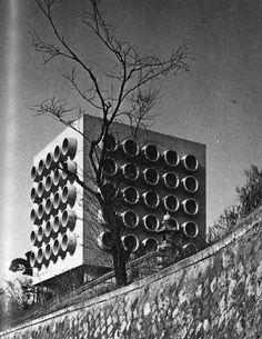 Paradise Backyard: Late-Modern architecture