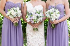 lavender wedding colors
