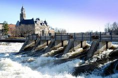 Carleton Place, Ontario, where Leslie McFarlane, Hardy Boys author, was born Carleton Place, Ottawa Valley, The Great White, The Good Old Days, Small Towns, Niagara Falls, Ontario, Canada, Vacation